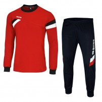 Kit antrenament bluza + pantalon Errea Forward