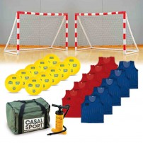 Kit porti mini-handbal gonflabile Casal