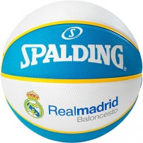Minge de baschet Spalding El Team Real Madrid
