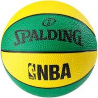 Minge de baschet initiere Spalding NBA