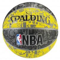 Minge de baschet Spalding NBA Grafitti