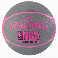 Minge de baschet Spalding NBA Highlight 4Her