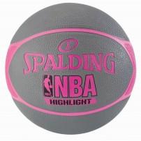 Minge de baschet Spalding NBA Highlight 4Her