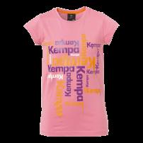 Tricou copii Kempa Paint roz