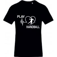 Tricou Chic play handball 2