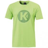 Tricou Kempa K-logo 2018 verde