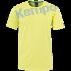 Tricou Kempa core(galben).