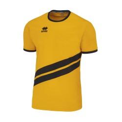 Tricou joc Errea Jaro galben/negru
