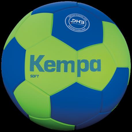 Minge handbal din spuma Kempa Leo Soft