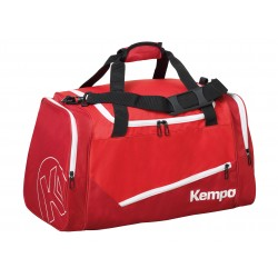 Geanta Kempa SportsBag 75L rosu/alb