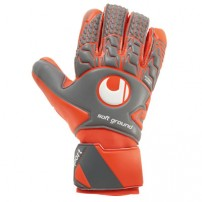 Manusi portar Uhlsport Aerored Soft HN Comp