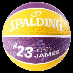 Minge baschet Spalding NBA Lebron James