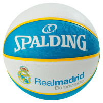 Minge baschet Spalding El Team Real Madrid