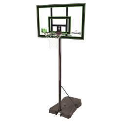 Sistem baschet portabil Spalding Highlight Acrylic