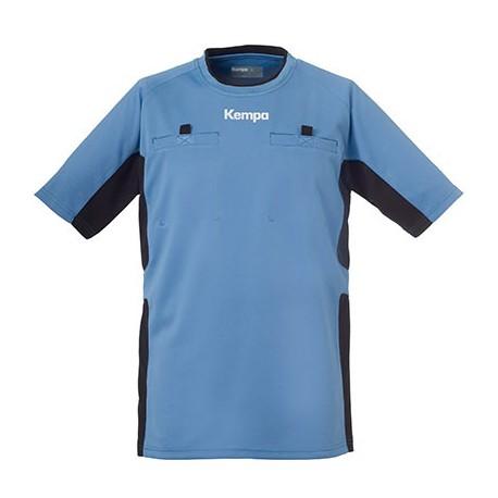 Tricou arbitru Kempa albastru/negru