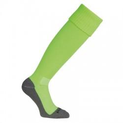 Jambiere Uhlsport Team Pro Essential verde/gri
