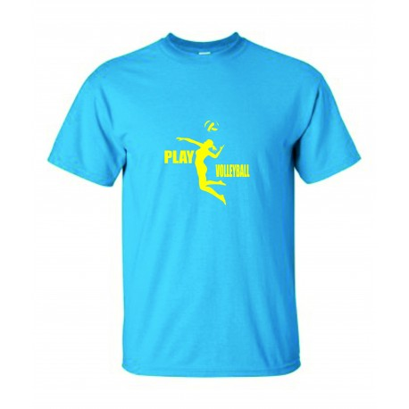 Tricou Chic Four Play Voleyball