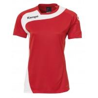 Tricou de joc handbal Kempa Peak Dama