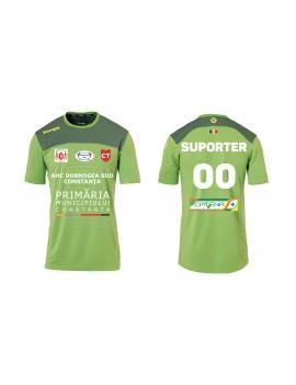 Tricou personalizat verde...