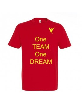 Tricou Chic One - One team, one dream