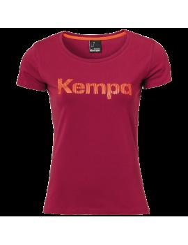 Tricou dama Kempa Graphic