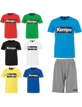 Set Kempa Promo Core gri copii