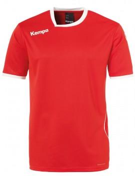 Tricou Kempa Curve rosu