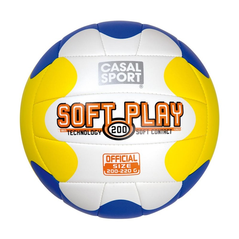 Minge Volei Casal Soft Play 200