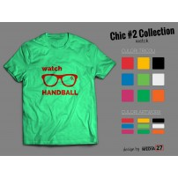 Tricou Chic Two Watch handball