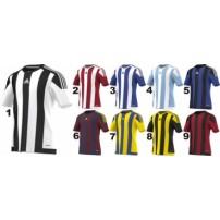 Tricou de joc Adidas Striped