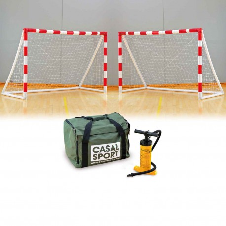 Porti gonflabile mini-handbal Casal