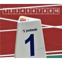 Marcaj pista alergare PolanikLM-60/10 (10 bucati)