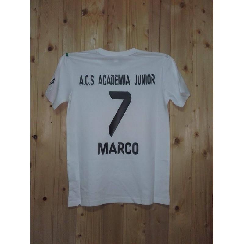 Tricou inscriptionat ACS Academia Junior