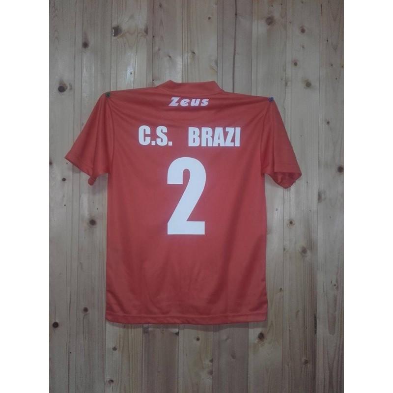 Inscriptionare bluza portar handbal Kempa - CS Brazi