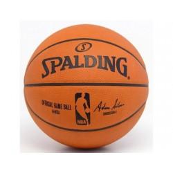 Minge de baschet Spalding Official NBA Game Ball
