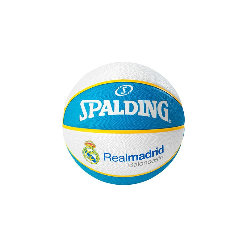 Minge de baschet Spalding El Team Real Madrid
