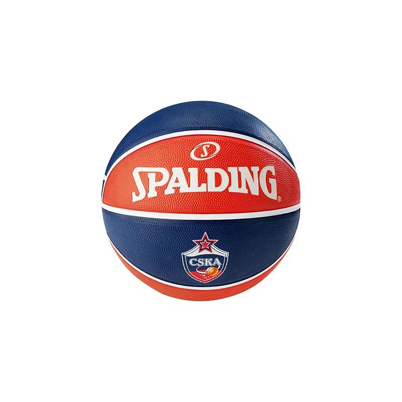 Minge de baschet Spalding El Team CSKA Moscow
