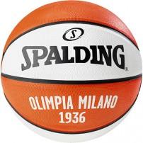 Minge de baschet Spalding El Team Olimpia Milano