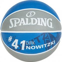 Minge de baschet Spalding DIRK NOWITZKI