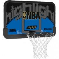 Panou de baschet Spalding NBA Highlight