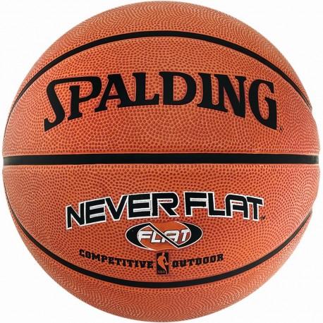 Minge de baschet Spalding NBA Neverflat Outdoor