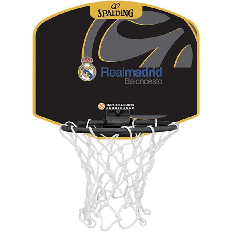 Mini Panou de baschet Spalding Real Madrid
