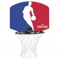 Mini Panou de baschet Spalding Logoman