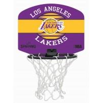Mini Panou de baschet Spalding LA Lakers