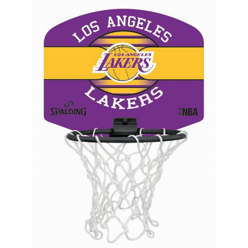Mini Panou de baschet Spalding LA Lakers