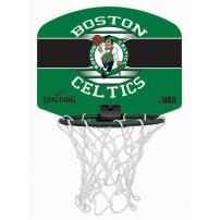Mini Panou de baschet Spalding Boston Celtics