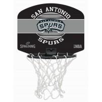 Mini Panou de baschet Spalding SA Spurs