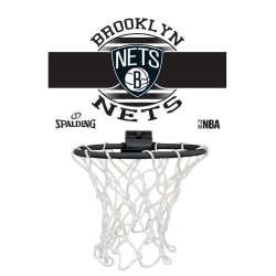Mini Panou de baschet Spalding Brooklyn Nets