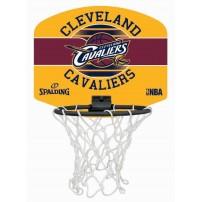 Mini Panou de baschet Spalding Cleveland Cavs