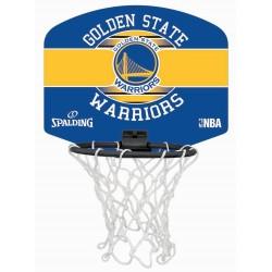 Mini Panou de baschet Spalding Golden State